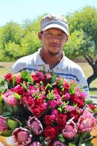 Prezent dla mamy - kwiaty
