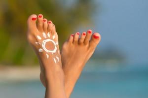 Lato to czas aby zadbać o stopy