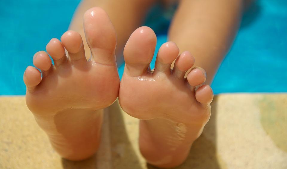 Zadbaj o stopy