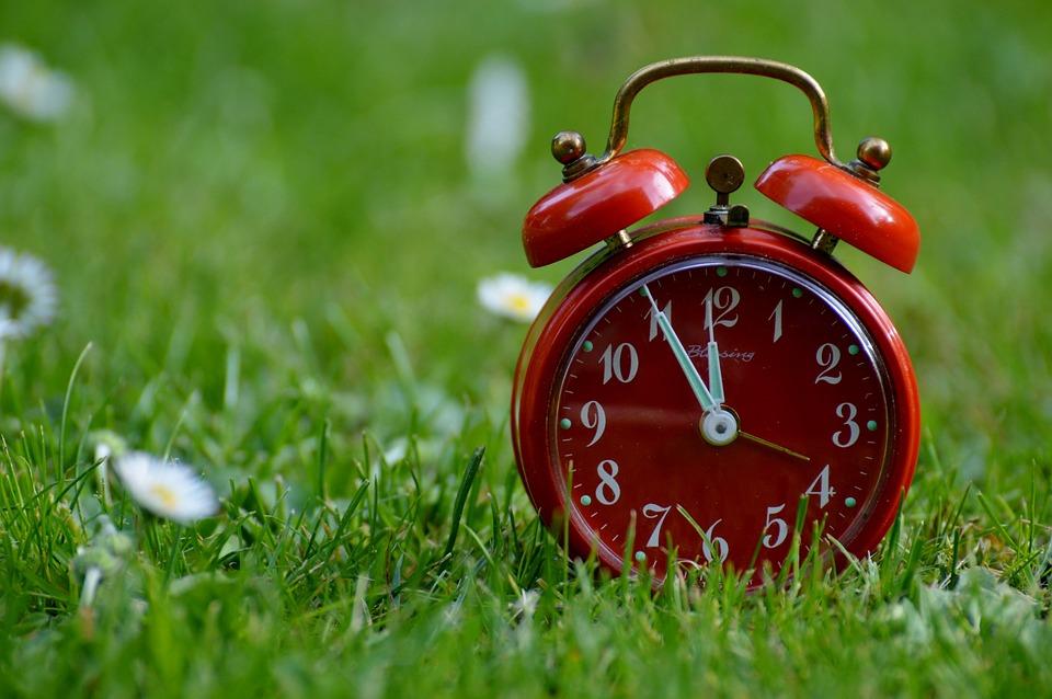 Naucz się korzystać z posiadanego czasu