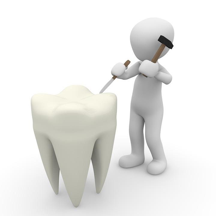 Jak odbudować uszkodzone szkliwo zębów?