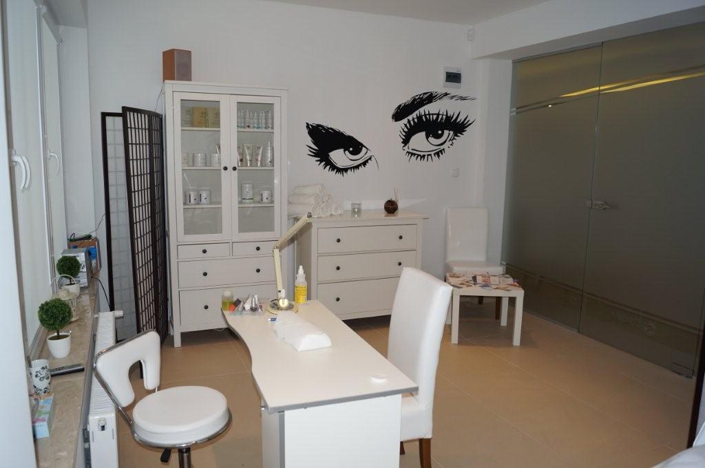 Salon kosmetyczny i usługi pedicure