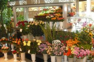 Jakie materiały pomocnicze używane są w kwiaciarniach?