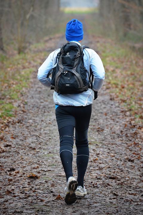W co ubrać się podczas biegania zimą?