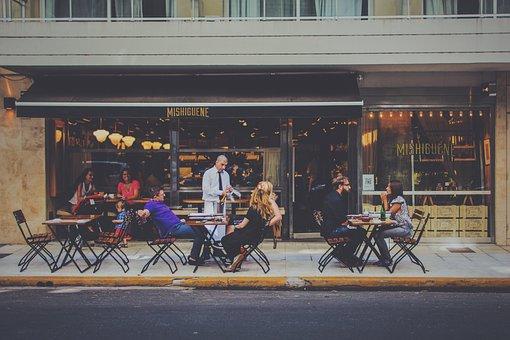 Restauracja, w której dzieci są mile widziane