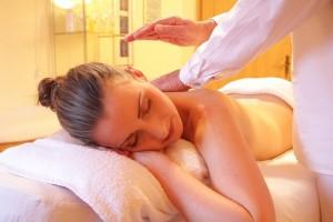 Salon masażu relaksacyjnego